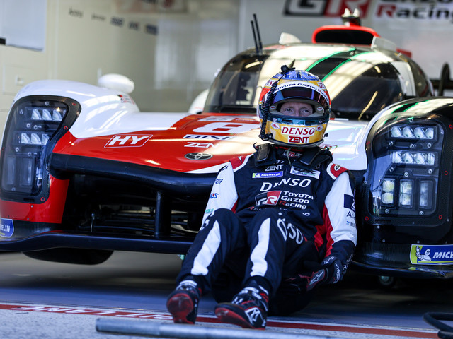 Questioning Conway: Toyota WEC racer on Le Mans 2021