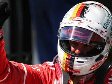 Vettel beats Bottas to Brazilian F1 GP victory as Hamilton recovers to fourth