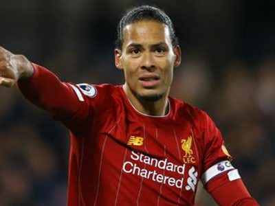 'He is up there' - Liverpool star Van Dijk among the best defenders in the world, says Bayern Munich's Boateng