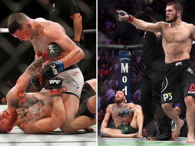 Khabib Nurmagomedov, Nate Diaz and Jon Jones left fuming with Conor McGregor for disrespectful 'GOAT thread'