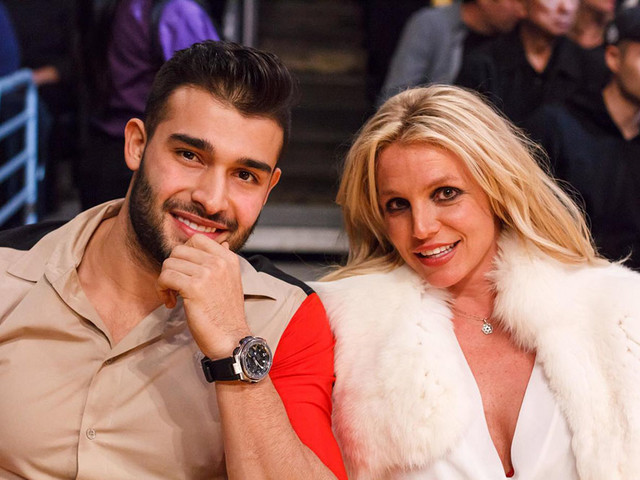 US Magazine: Britney Spears wants a baby with her boyfriend, Sam Asghari