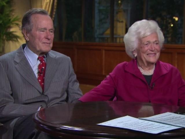 Senators Ted Cruz and John Cornyn sponsor bill to put Bush 41 and wife Barbara on coin