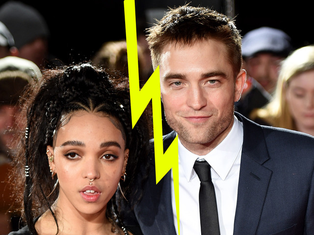 Robert Pattinson & FKA twigs Split, Call Off Engagement