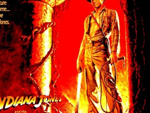 BRAD'S APRIL ESCAPE, PART 8: INDIANA JONES AND THE TEMPLE OF DOOM