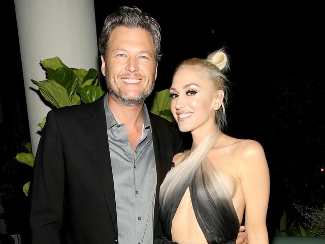 Gwen Stefani Has 'Best Thanksgiving' With Blake Shelton - See the Sweet PDA Pic!