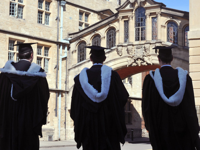 Oxford University Sample Interview Questions: Would You Make The Cut At Britain's Top Uni?