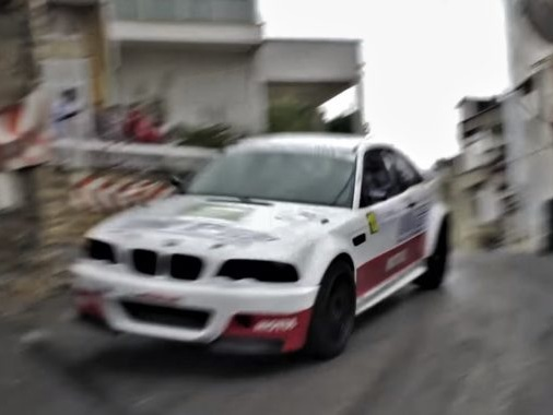 Watch An E46 BMW 330 Ci Tear Apart A Tight Hill Climb Course