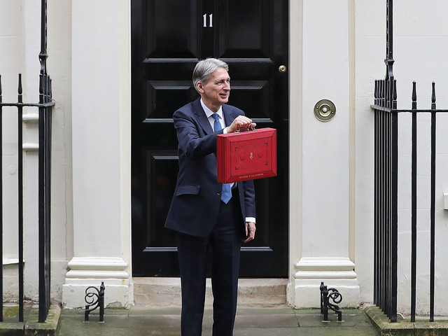 Autumn Budget 2017: stamp duty abolished for most first-time buyers