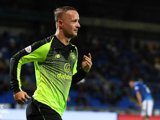 Lennon reveals why he dropped Leigh Griffiths from squad to face Rangers