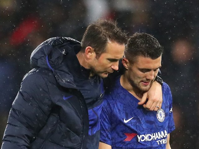 Mateo Kovačić believes Lampard can fix all the holes in his game