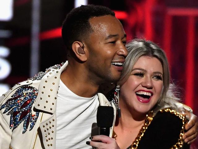 John Legend & Kelly Clarkson's Updated 'Baby, It's Cold Outside' is Here - Listen & Read New Lyrics!