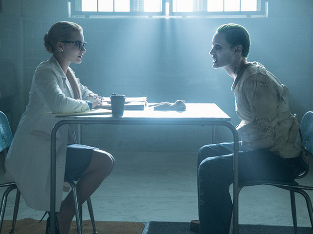 Joker-Harley Quinn Movie in the Works With Jared Leto, Margot Robbie