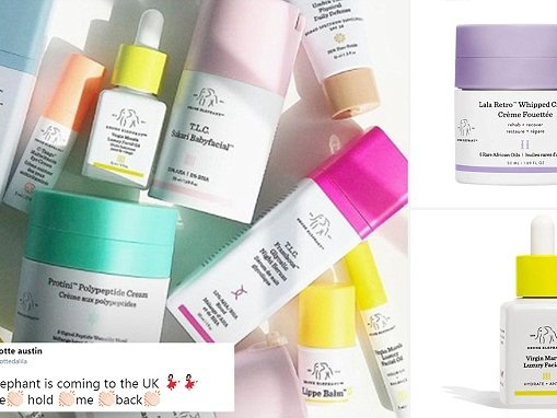 b42619fe325a Beauty fans go wild over cult skincare brand Drunk Elephant that s FINALLY  set to launch in the UK