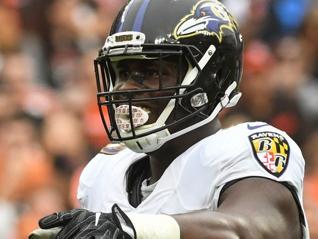 A healthy Willie Henry can be the big sack guy the Ravens need