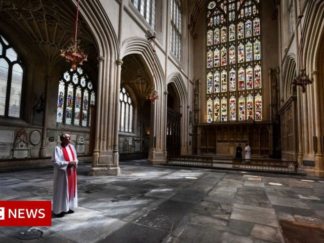 Bath Abbey celebration service to mark end of £19m restoration