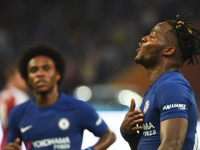VIDEO: Chelsea smash Arsenal 3-0 in pre-season friendly