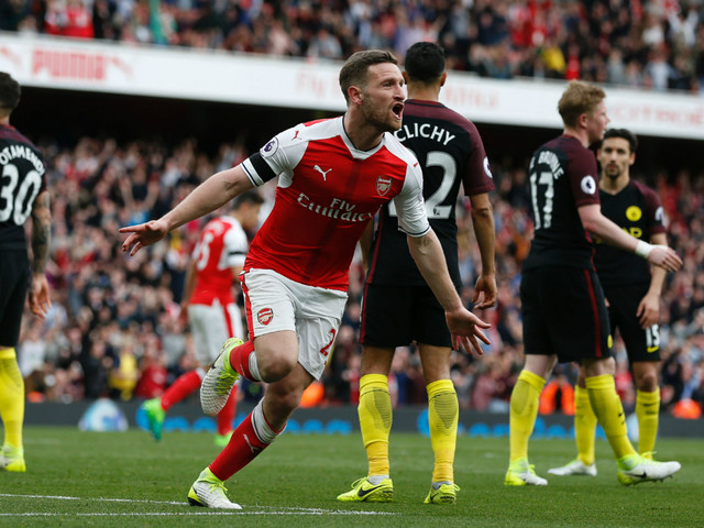 Man City draw does little to clear the waters at Arsenal