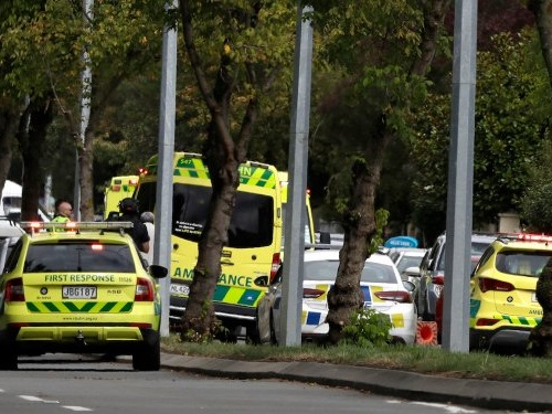 Someone claiming to be the New Zealand mosque gunman posted a racist manifesto online before the attack