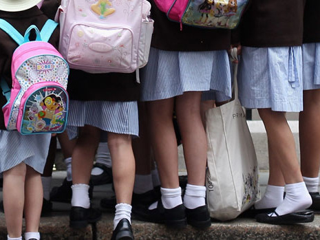 Parents cut down on back-to-school costs