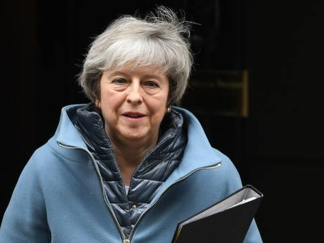 Theresa May pleads with Tory MPs to unite and deliver on Brexit