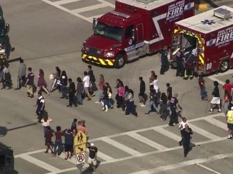 'Numerous fatalities' in US school shooting, suspect in custody