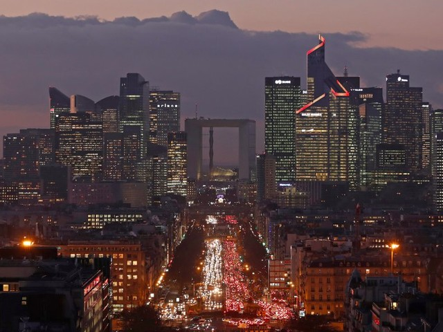 CEO of $60 billion French investment company: Paris won't beat London post-Brexit because French 'are less financially minded'