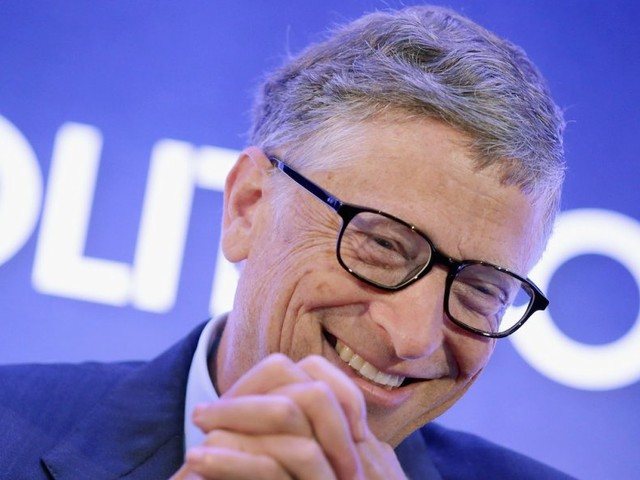 Bill Gates is on a '10-year quest' to reinvent the toilet — and he says his work at Microsoft gave him the inspiration to do it