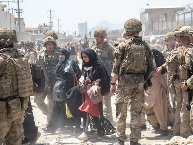 After Troops Withdraw From Afghanistan, What Will Happen Next?