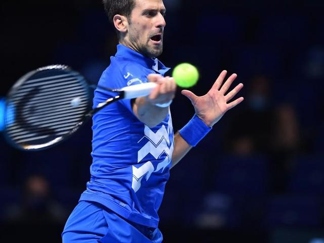 Djokovic beats Zverev to reach semis at ATP Finals