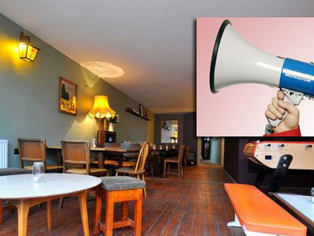 'My waitress did call you bald using a megaphone, but I'll buy you a pint' - restaurant's quirky response to Tripadvisor complaint
