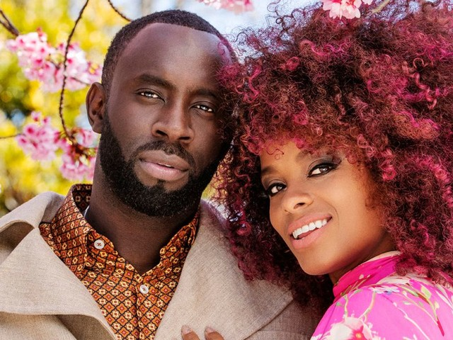 Fleur East ENGAGED to boyfriend Marcel Badiane-Robin after romantic trip to Tokyo