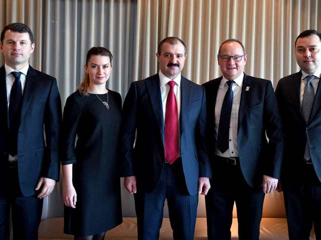 Belarus and Swiss NOCs plan further cooperation