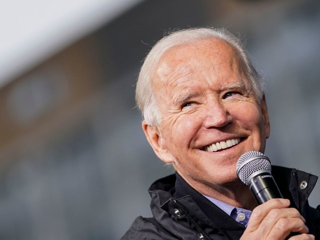 What time Joe Biden will be sworn in at US President inauguration