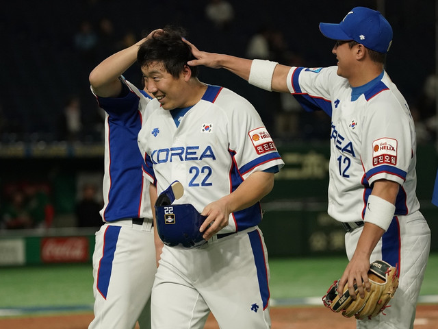 South Korea book Tokyo 2020 ticket by advancing to WBSC Premier12 final