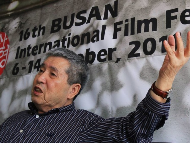 Im Kwon Taek: Busan Honors an Old Master as Asian Filmmaker of the Year: