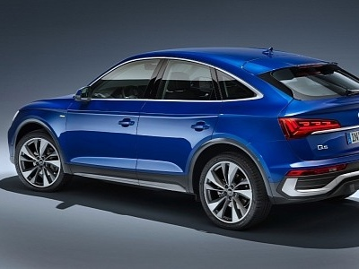 2021 Audi Q5 Sportback Joins Coupe-SUV Craze With Mild Hybrid, PHEV, SQ5 Options