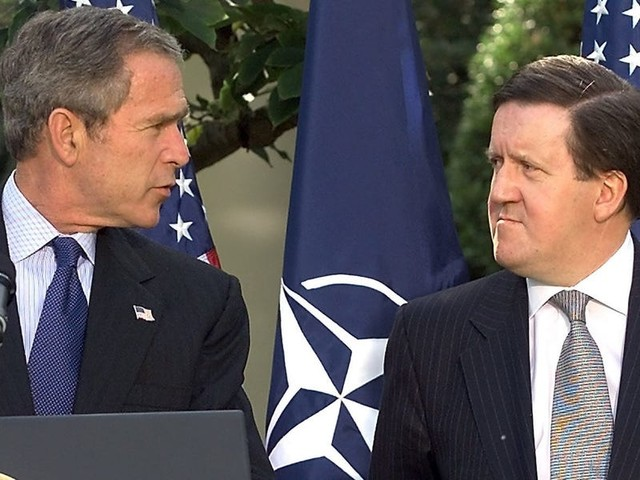 NATO is still living with the consequences of a historic decision it made hours after 9/11