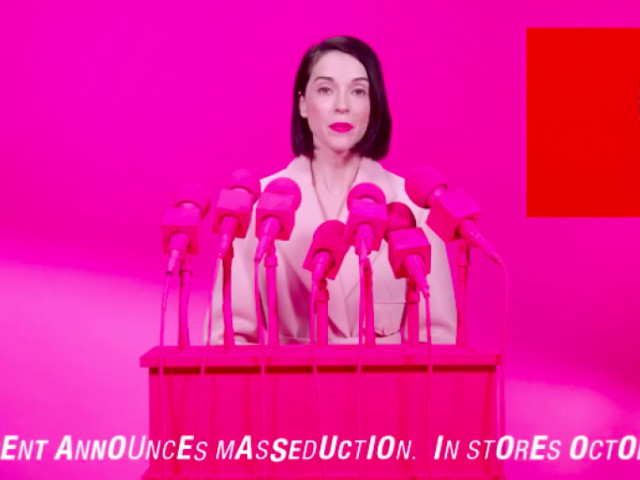 St. Vincent Announces a New Album, Drops a New Song, and Compares Putting Out Music to Being a Bridezilla