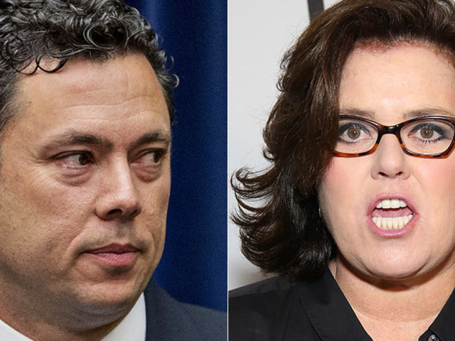 Why Is Jason Chaffetz So Obsessed with Rosie O'Donnell?