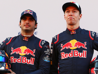Toro Rosso F1 mid season analysis: How big is the margin between Kvyat and Sainz?