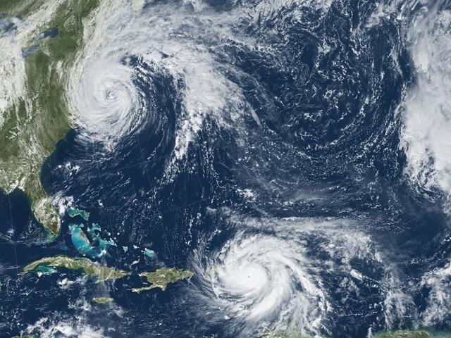 Hurricane Maria lashes St. Croix, slams into Puerto Rico bringing wind, rain, and storm surge