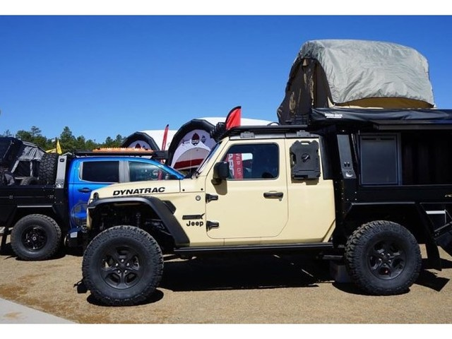 Jeep Gladiator has a Hellcat engine and more