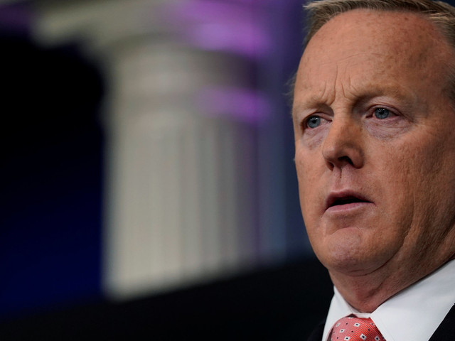 Sean Spicer May Have A New Role At The White House Soon, Reports Say