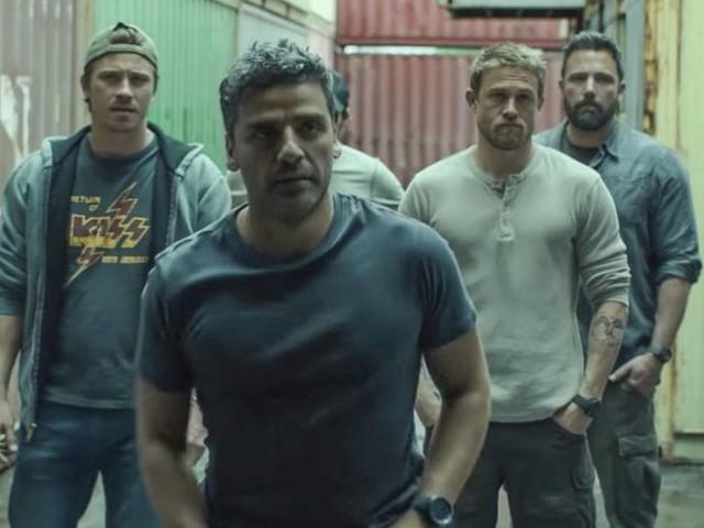 Netflix Triple Frontier movie stars Ben Affleck, Oscar Isaac, Charlie Hunnam, Garrett Hedlund and Pedro Pascal