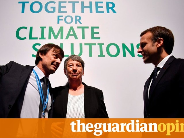 The Guardian view on climate talks: Brexit's heavy weather | Editorial