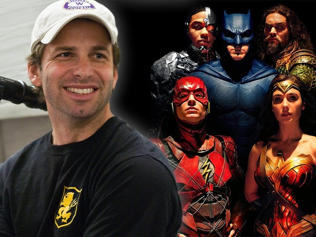 Zack Snyder's Justice League Cameo Revealed