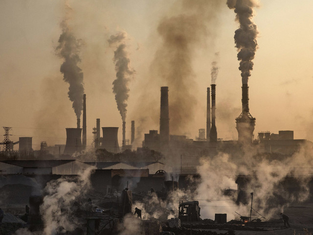 World Order Could Hinge On Solving The Climate Crisis, Security Experts Warn