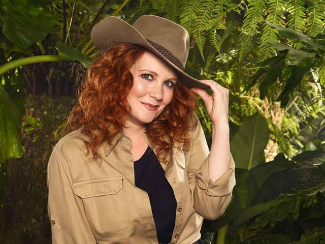 Jennie McAlpine on her biggest fear as she prepares for I'm A Celebrity