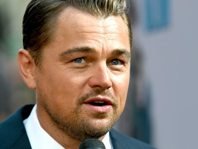 Leonardo DiCaprio Reveals the New TV Show He's Watching!