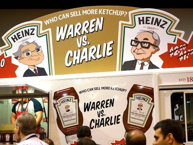 Warren Buffett-backed Kraft Heinz stumbles after its 2nd-largest investor dumps more than 25 million shares (KHC)